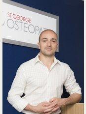 St George Osteopathy - Suite 1D, 4 Belgrave St, Kogarah, NSW, 2217,