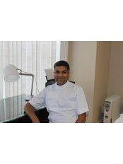 Mr Sacha Pakkiri - Practice Director at NCR Osteopath
