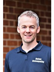 Mr Fergus McCarthy - Practice Director at Nolan Osteopathy - Thatcham