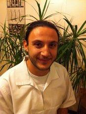 Ilias Sachpazidis -  at Cranial Osteopathy with Ilias Sachpazidis