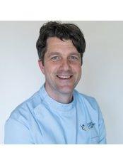 Kieron Kerr -  at Plympton Osteopathic Clinic