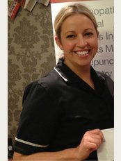 Cedar Hall Clinic - Thurrock - Senior Osteopathic Consultant Sara Lovett
