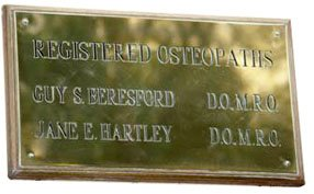 Cotswold Osteopaths - Bourton-on-the-Water