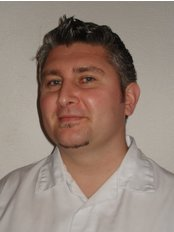 Mr Cyril Irvine - Partner at Cheadle Osteopathy