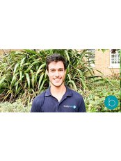Pedro Toscano registered physiotherapist -  at Bodytonic Clinic - Osteopathy - Canada Water