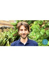 Giovanni Bruno -  at Bodytonic Clinic - Osteopathy - Canada Water
