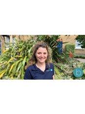 Michela Cappa -  at Bodytonic Clinic - Osteopathy - Canada Water