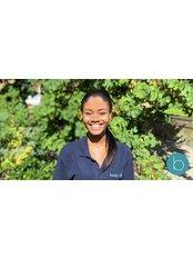 Jarena Johnson -  at Bodytonic Clinic - Osteopathy - Canada Water