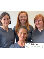 Osteopath Consultation - Primo Osteopathy
