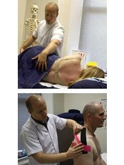 Mr Richard Moore - Practice Director at Moore Osteopathy
