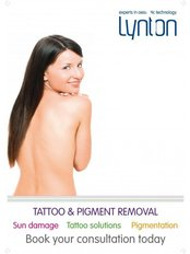 Tattoo Removal - Hurley Clinic
