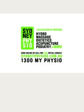 Sydney Physiotherapy and Sports Injury Clinic - Ashfield - 20 Distribution Place, Seven Hills, NSW, 2147,
