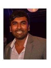 Mr Kish Nadesan -  at Sydney Physiotherapy and Sports Injury Clinic - Glenwood