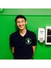 Dr Hai Ngo -  at Sydney Physiotherapy and Sports Injury Clinic - Toongabbie Portico