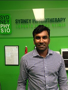 Sydney Physiotherapy and Sports Injury Clinic - Toongabbie Portico