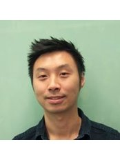 Mr Zhuo (Sean) Li - Physiotherapist at PhysiCo. City Physiotherapy