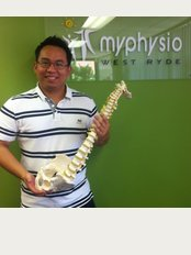 MyPhysio Health Clinics - MyPhysio West Ryde - Shop 2, 22-26 Herbert Street, West Ryde, NSW, 2114,