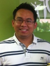 Dr Tony Wu - Physiotherapist at MyPhysio Health Clinics - MyPhysio West Ryde