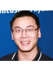 Mr George Tsai - Physiotherapist at Master Physiotherapy - Melbourne