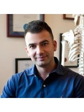 Dr Jarrod Alivizatos - Doctor at Punt Road Spinal and Sports Injury Clinic