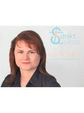 Dr Sonja Kinast -  at Haus St. Lukas