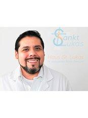 Dr Ricardo Febres Landauro -  at Haus St. Lukas