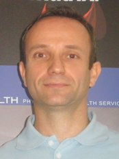 Antonis Zacharopoulos - Physiotherapist at A-Z PHYSIO HEALTH LTD