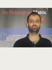 A-Z PHYSIO HEALTH LTD - Marinos Evripidou