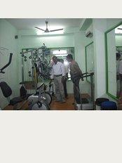 Suriya physiotherapy clinic - NO:81B/77, RADHANAGAR MAIN ROAD, CHROMEPET, CHENNAI, TAMILNADU, 600044,