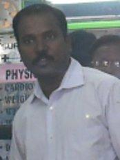 Suriya physiotherapy clinic - NO:81B/77, RADHANAGAR MAIN ROAD, CHROMEPET, CHENNAI, TAMILNADU, 600044,  0