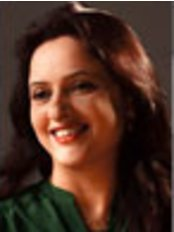 DR. RIDWANA SANAM (Managing Director KRV Group) (M.P.T, CMHD, C.M.T, M.I.A.P)  H.O.D  Apart International Pain Management (USA),  Certfied, International Theraband Trainer (USA), - Doctor at KRV Physiotherapy - Block C 1