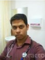 Dr Indraneel Ghosh - Physiotherapist at Nilanjana Physiocare