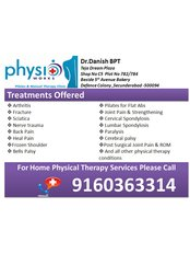 Physiotherapist Consultation - Physio Works