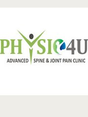Physio4U - Advanced Spine & Joint Pain Clinic - P-386/1A, Keyatala Lane,, Gariahat Golpark, Kolkata, West Bengal, 700029,