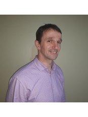 Mr Ronan Carolan - Physiotherapist at Carolan Chartered Physiotherapy