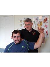 Irelands James Cronin: AC Joint treatment  - Cork Sports Injury Clinic
