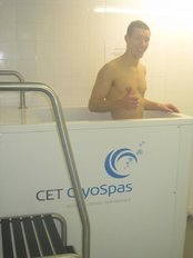 Cryotherapy - BodyRight Chartered Physiotherapy Clinic