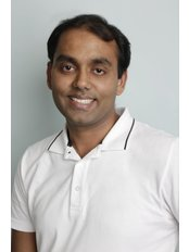 Mr Titus Selvaraj - Physiotherapist at Archview Physiotherapy Pain and Sports Injury Clinic Ranelagh