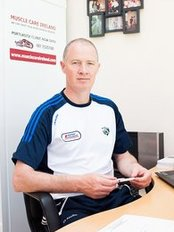 Mr Enda Lyons - Practice Manager at Muscle Care Ireland Sport Clinic