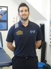 Mr Cian McDonnell - Physiotherapist at Gold Standard