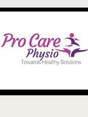 Pro Care Physio - G-58, Jalan Permas 15/1, Bandar Baru Permas Jaya, Masai, Johor, 81750,