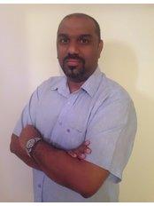 Mr Jeffry Sashitaran - Physiotherapist at Platinum Physio - Bangsar