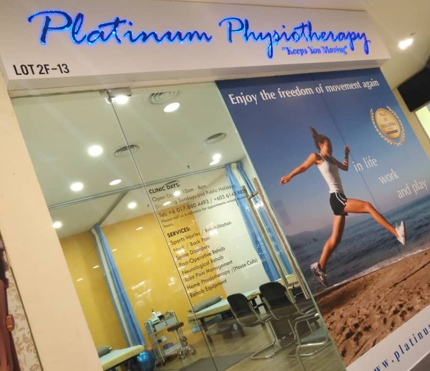 Platinum Physio - Bangsar
