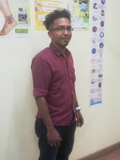Mr Amos Danker - Physiotherapist at Platinum Physiotherapy