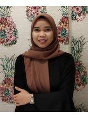 Ms Ain  Natasha - Physiotherapist at Platinum Physiotherapy