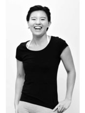 Miss April Siow - Health Trainer at Zenergy Wellness Centre