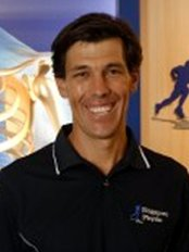 Bevan Colless -  at Asia Physio - Malaysia