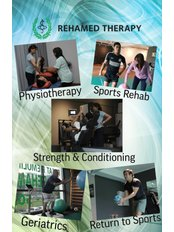 Physiotherapist Consultation - Rehamed Therapy
