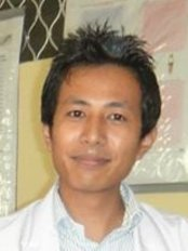 Dr Nijan  Bajracharya - Physiotherapist at united physio and fitness clinic