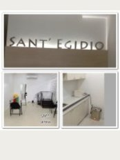 Sant Egidio Physical Therapy- Ortho Rehab Clinic - 8 West Capitol Drive Brgy. kapitolyo, Pasig City,